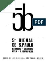 V Bienal