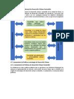 desarrollo ambiental y sostenible