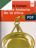Camps, Victoria - Breve Historia de La Ética