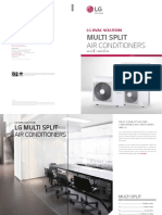 Multi Split Brochure 2015