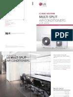 Multi Split Brochure 2015