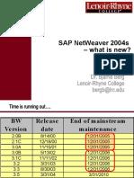 What new in SAP BI 7
