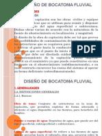 DISEÑO DE BOCATOMA FLUVIAL.pptx