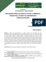 Artigo Forum TUPÃ 2012.