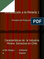 Introducción a La Minería 1 New