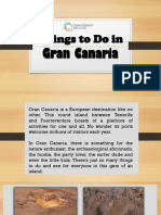 Things to Do in Gran Canaria
