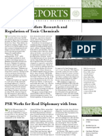 PSR Reports Spring 2008