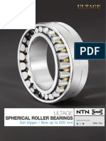 NTN en Ultage Spherical Roller Bearings - Large Size