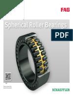 Spherical Roller Bearings FAG