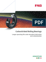 Carbonitrided Rolling Bearings