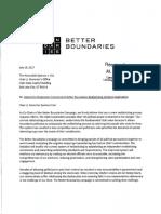 Utah Better Boundaries Application - 2018 Ballot Initiative