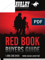 U.S. Cavalry Red Book 2010 Catalog
