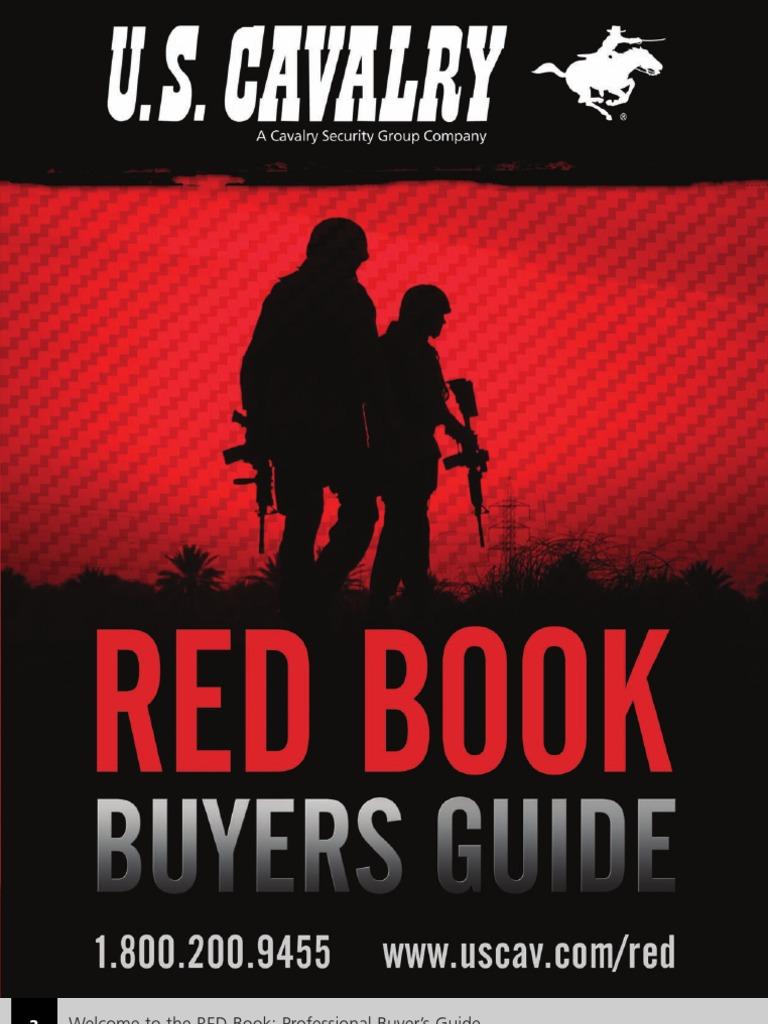 c364c43249a U.S. Cavalry Red Book 2010 Catalog