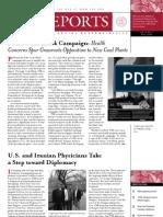 PSR_Reports Fall 2008