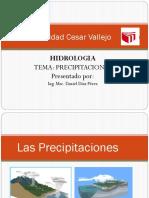 HIDROLOGIA PRECIPITACION