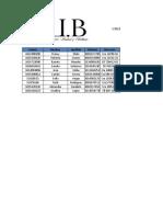 Interfaz de Excel 2016