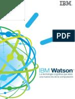 Dossier IBM Watson