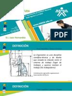 Ergonomia e Infraestructura - COPASST