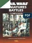 Miniature Battles Companion WEG40070
