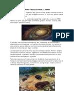Origen y Evolución de La Tierra, El Renacimiento