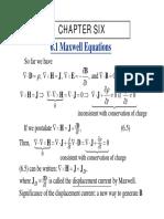 Electrodynamics, Chap06