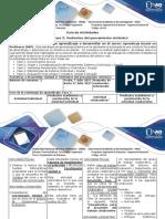 Guía de Actividades y Rúbrica de Evaluación - Desarrollo Fase 3