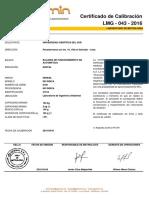 LMG-043-2016 UVCS Balanza de 150 Kg Cód.31516