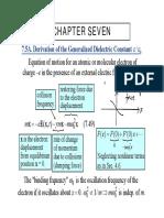 Electrodynamics, Chap07