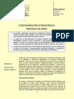 Artículo Contaminación Atmosférica