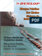 Dunlop Catalogo Mangas Offshore
