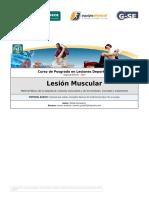 2 Lesión Muscular