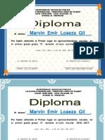 Diplomas Para Graduacion