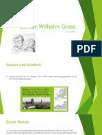 Gunter Wilhelm Grass