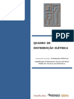 Quadro de Distribuicao Eletrica Predial Especificacoes 07 12