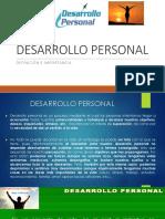 Desarrollo Personal 2 Clase