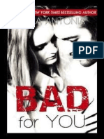 Anna Antonia - Série Mad, Bad, and Dangerous To Love - #2 - Bad For You (Revisado).pdf