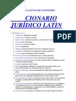 Diccionario Latin - A