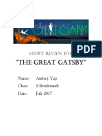 [the Great Gatsby] Audrey Yap 2 Rembrandt