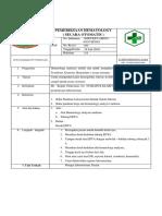 8.1.2.2 o Sop Pemeriksaan Darah Lengkap Hematology Analyzer