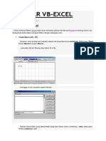 Belajar Vb Excel