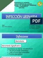 Diapos Infección Urinaria. Cirugia 2