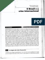 O Brasil e a Crise Internacional - Cap 13