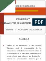 Auditoría Tributaria 1 Postgrado Final