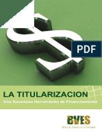 14 Razones Para Financiarse a Traves de Titularizacion