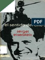 Eisenstein, Sergei. El Sentido Del Cine PDF