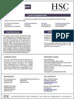 HS Cabano Concrete & Carpentry LLP