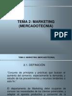 2_ El Marketing