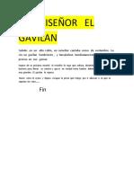 El Ruiseñor El Gavilan