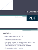 ITIL Overview - Plenumsoft