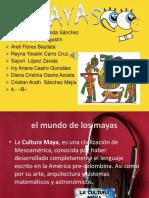 CULTURA MAYA (PARA EXPONER)